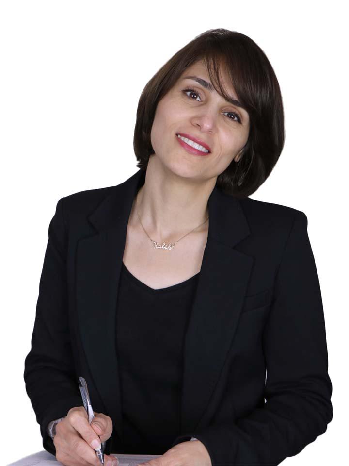 Haleh Zahedi