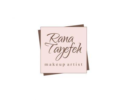 Rana makeup Logo